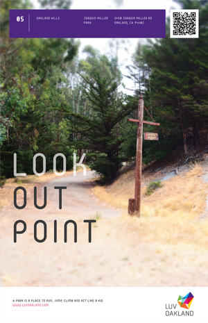 Look out point