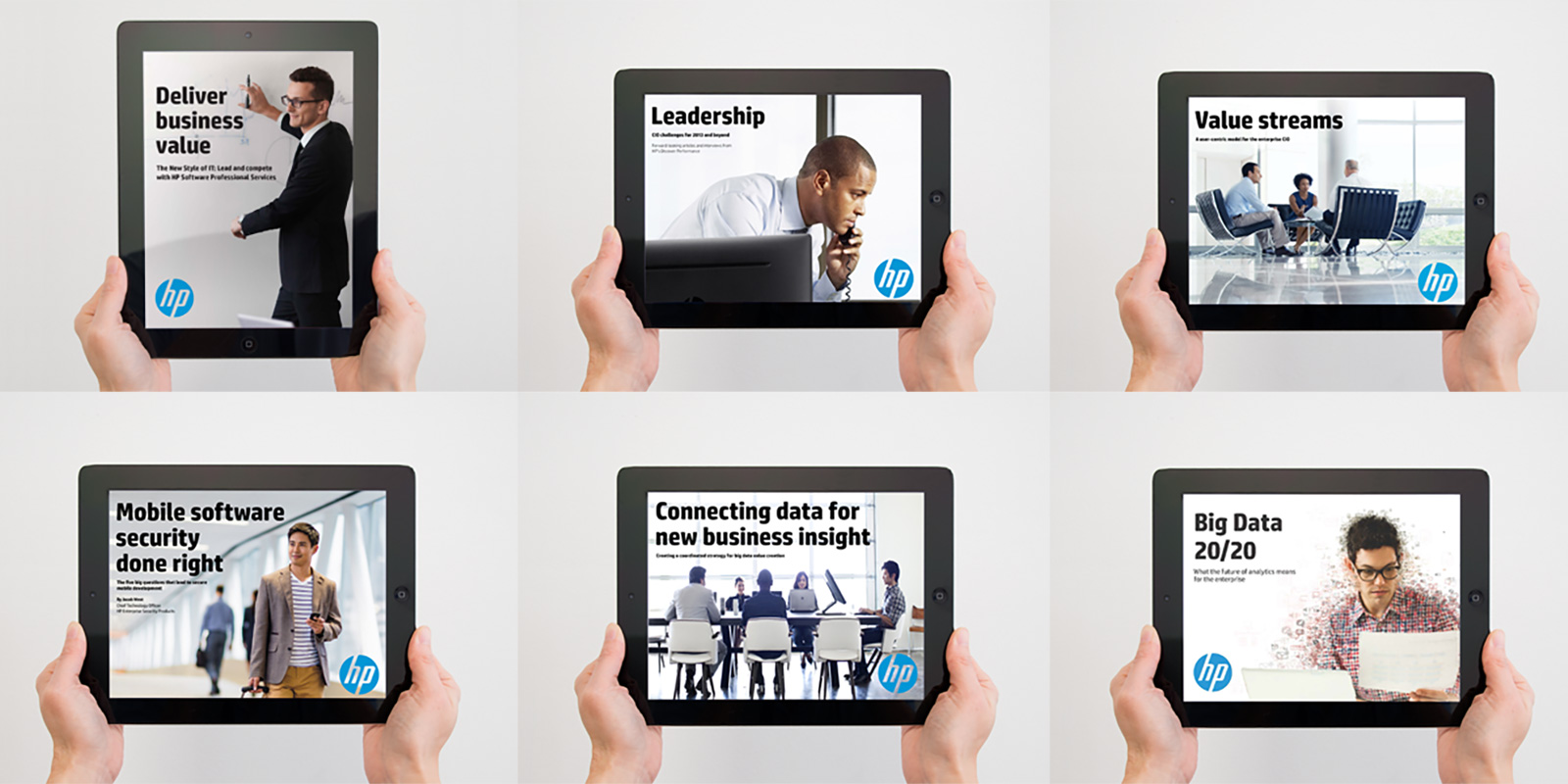 HP Interactive eBook Design