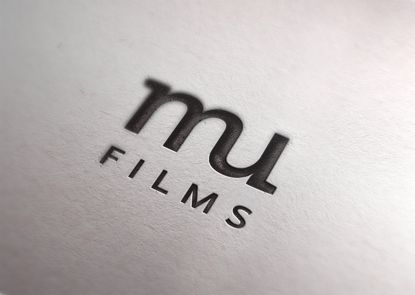 mufilms logo design